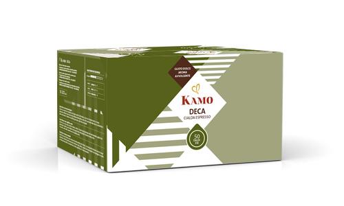 confezione cialde caffè Kamo Deca